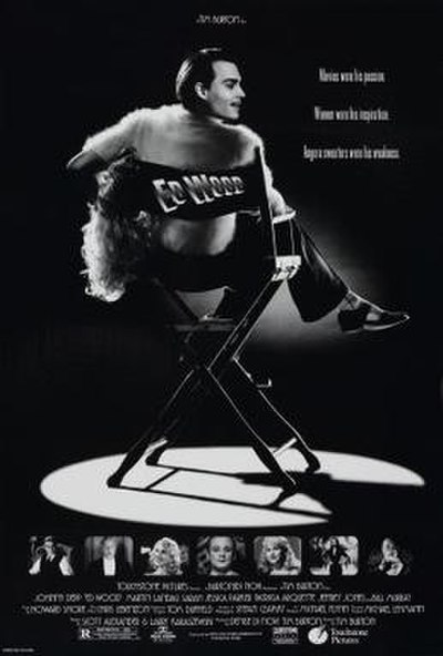 Picture of a movie: Ed Wood