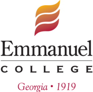 Emmanuel College (Georgia) - Image: Emmanuel College GA Logo