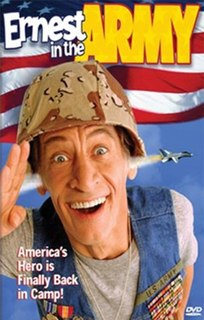<i>Ernest in the Army</i> 1997 film by John R. Cherry III