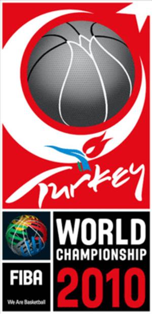 Sport in Turkey - Image: FIBA 2010 logo