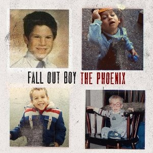 "The Phoenix (Fall Out Boy song) - Image: Fall Out Boy ""The Phoenix"" (Single)"