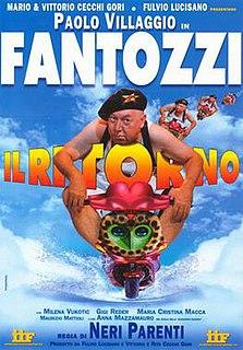 <i>Fantozzi – Il ritorno</i> 1996 film by Neri Parenti