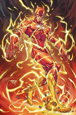 Flash Barry Allen Wikipedia