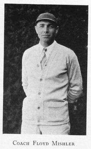 Floyd Mishler - Image: Floyd E. Mishler