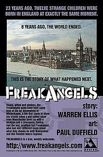 <i>FreakAngels</i>