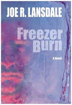 Freezer Burn (novel) -  Mysterious Press edition