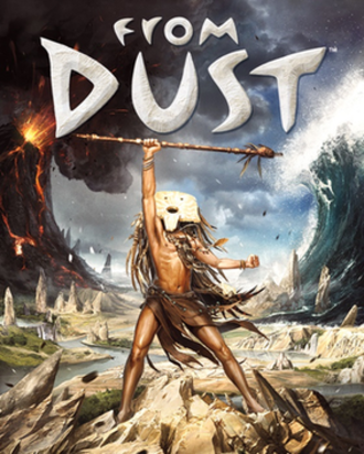 From Dust - Cover art