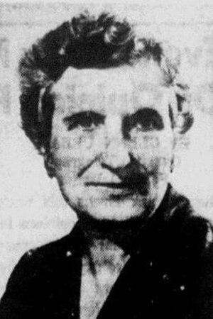Genevieve Fiore - Colorado Woman of Achievement, 1967