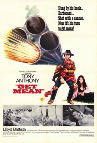 Get Mean - US film poster