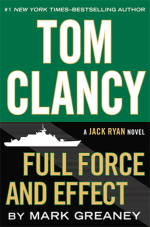Full Force and Effect - Image: Greaney Full Force and Effect Coverart