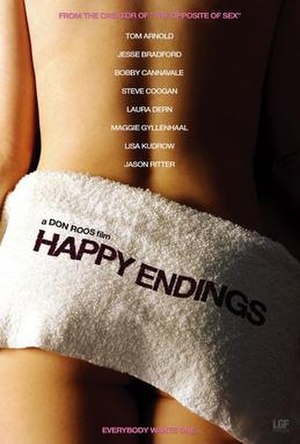 Happy Endings (film) - Promotional poster