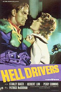 <i>Hell Drivers</i> (film) 1957 film by Cy Endfield