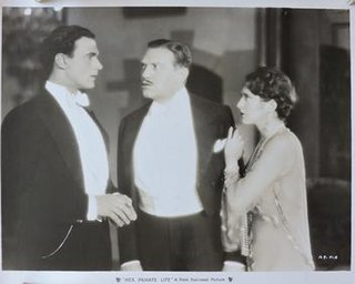 <i>Her Private Life</i> 1929 film by Alexander Korda
