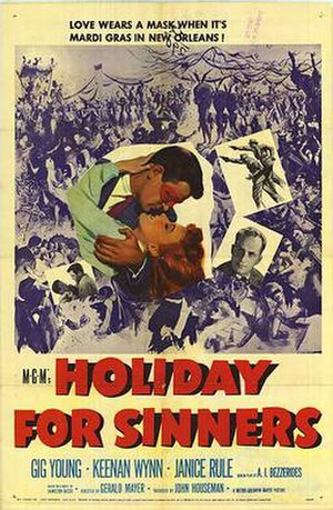 Holiday for Sinners - Image: Holiday for Sinners