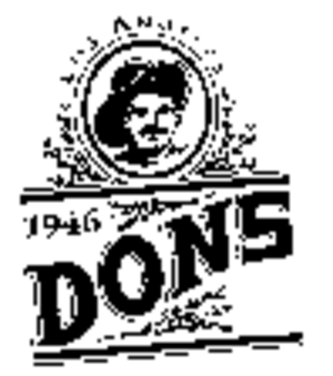 Los Angeles Dons - Image: Image Agent Proxy Los Angeles Dons Logo