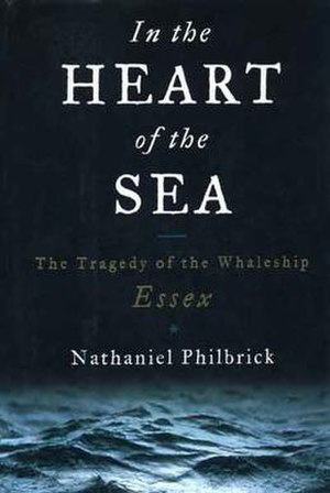 In the Heart of the Sea - Hardcover edition
