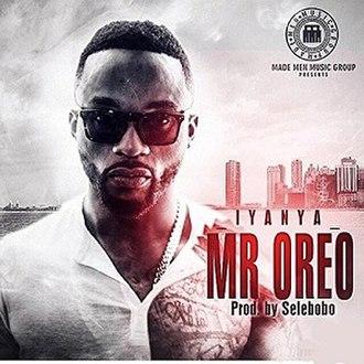 Mr Oreo - Image: Iyanya Mr Oreo