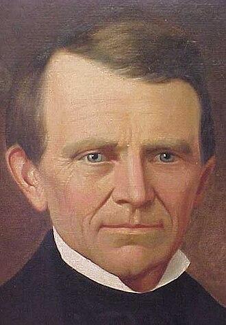 James Todd (lawyer) - Image: James Todd, 1786–1863
