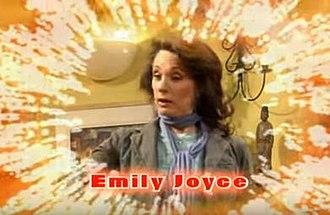 My Hero (UK TV series) - Janet Dawkins, as portrayed by Emily Joyce