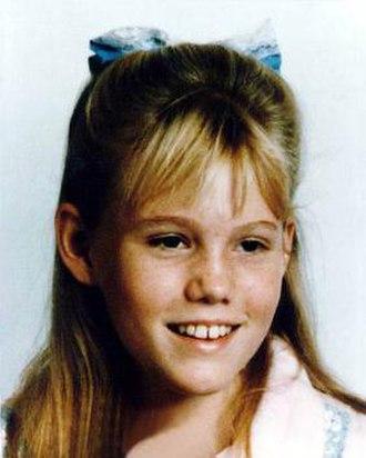 Kidnapping of Jaycee Dugard - Dugard in 1991