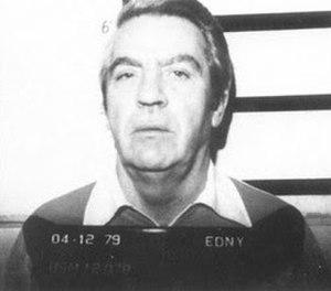 James Burke (gangster) - Burke's 1979 mugshot