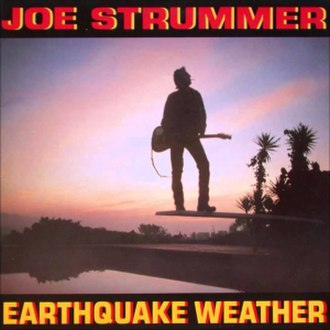 Earthquake Weather (album) - Image: Joe Strummer Earthquake Weather