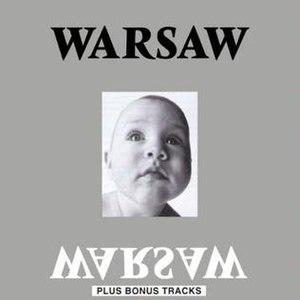 Warsaw (album) - Image: Joy division warsaw