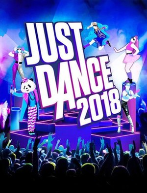 Just Dance 2018 - Nintendo Switch cover art