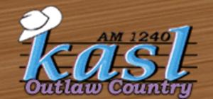 KASL - Image: KASL (AM) logo