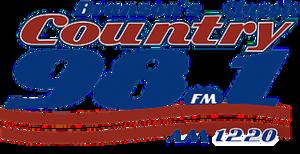 KCAX - Image: KCAX 98.1 AM1220 logo