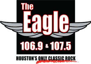 KGLK - Image: KGLK The Eagle 106.9 107.5 logo