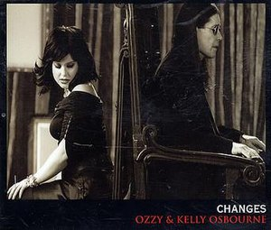 Changes (Black Sabbath song) - Image: Kelly Osbourne Changes (cover)