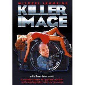 Killer Image (1992 film) - DVD cover