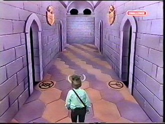 Knightmare - One of the dungeon's many rooms