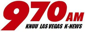 KNIH - Logo when the station was business talk.