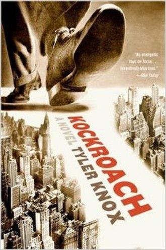 Kockroach - Image: Kockroach (book cover)
