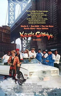 <i>Krush Groove</i> 1985 film by Michael Schultz