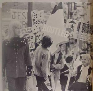 Bootleg (Larry Norman album) - Image: Larry Norman Bootleg Cover