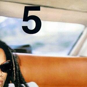 5 (Lenny Kravitz album) - Image: Lenny Kravitz