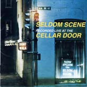 The Cellar Door - The Seldom Scene album cover showing the Cellar Door