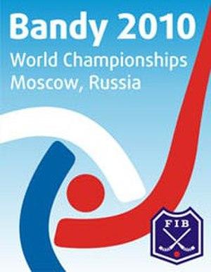 2010 Bandy World Championship - Image: Logo 2010 Bandy World Championship