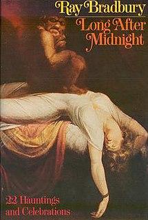 <i>Long After Midnight</i> book by Ray Bradbury
