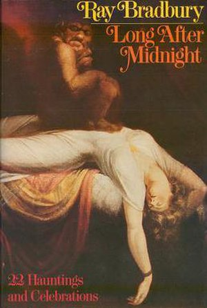 Long After Midnight - dust-jacket from the first edition