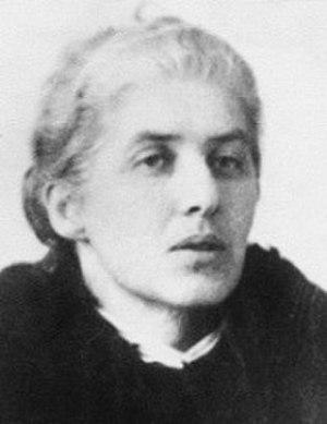 Lydia Chukovskaya - Image: Lydia Chukovskaya