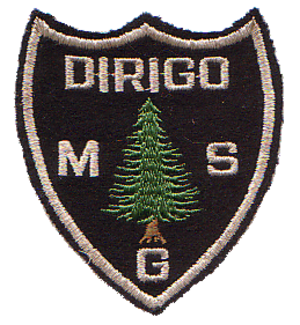 Maine State Guard - The Maine State Guard shoulder patch