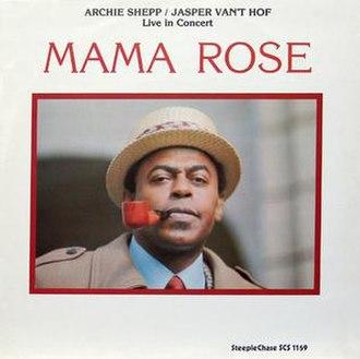 Mama Rose (album) - Image: Mama Rose (album)