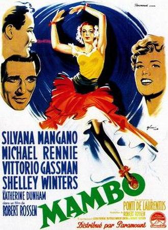 Mambo (film) - Image: Mambo (film)