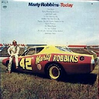 Today (Marty Robbins album) - Image: Marty Robbins Today Album