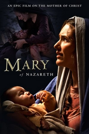 Mary of Nazareth (film) - Image: Mary of Nazareth (film) poster