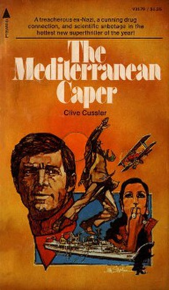 The Mediterranean Caper - First US edition